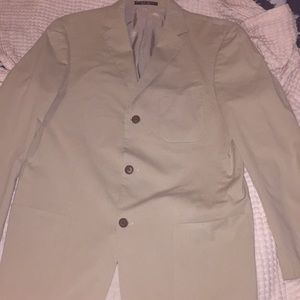 Hugo Boss beige Sport Jacket